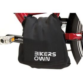 BIKERSOWN Case4rain Beskyttelse til motorer til mindre rammer sort